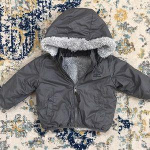 H&M 4-6M Infant Winter Coat